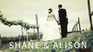 Shane & Alison – Wedding Highlight Reel